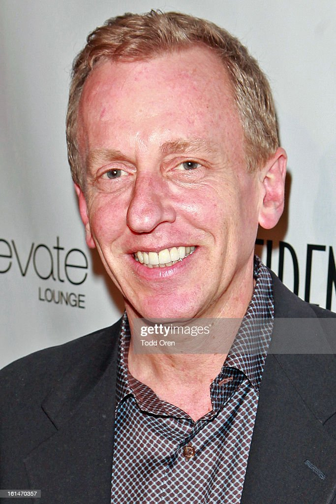 Editor-in-Chief Spencer Beck poses at the Los Angeles Confidential Magazine and Mary J. Blige Celebrate the GRAMMYS at Elevate Lounge on February 10, 2013 in Los Angeles, California.