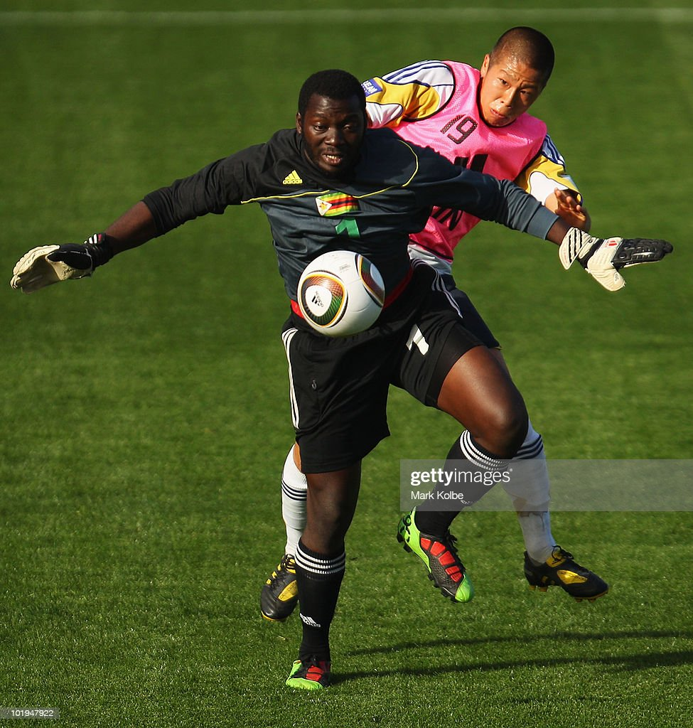 Japan v Zimbabwe International Match-2010 FIFA World Cup