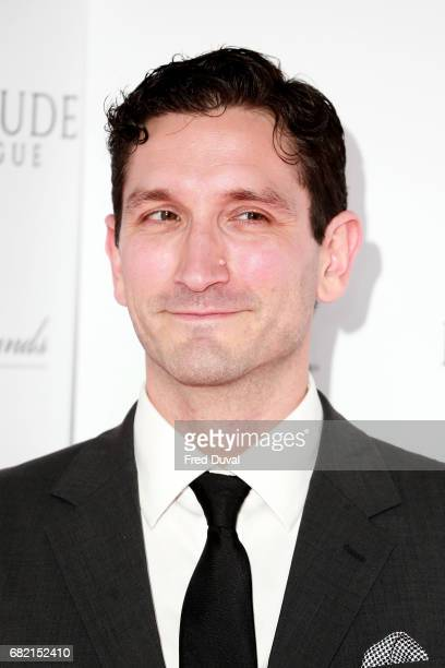 Edmund Kingsley attends the World Premiere of 'Interlude In Prague' at Odeon Leicester Square on May 11 2017 in London England