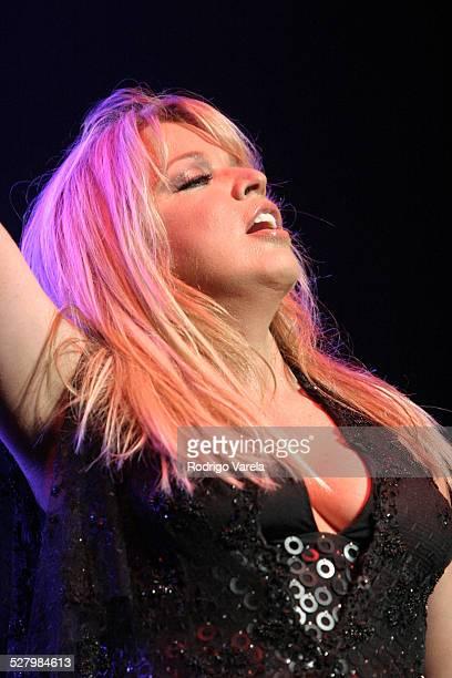 Ednita Nazario during Ednita Nazario in Concert July 3 2004 at Jackie Gleason Theatre in Miami Beach Florida United States