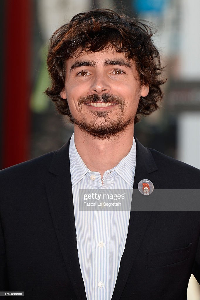 Edo Natoli attends 'L'Intrepido' Premiere during the 70th Venice International Film Festival at the Palazzo del Cinema on September 4, 2013 in Venice, Italy.