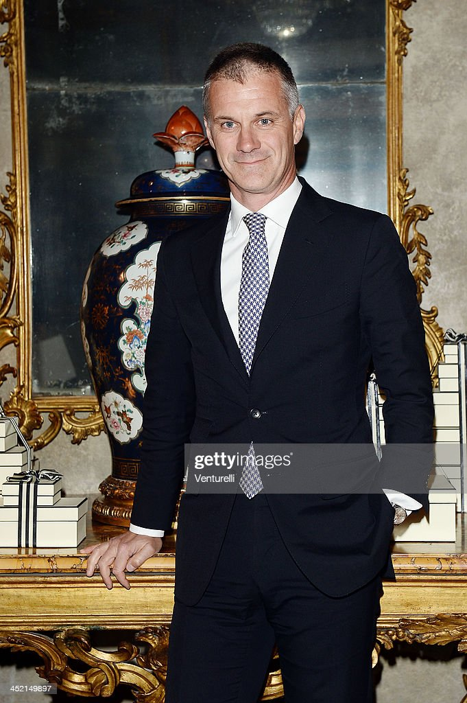 Edoardo Bernardi attends the 'Jo Malone London Scented' Dinner at Palazzo Crespi on November 26, 2013 in Milan, Italy.