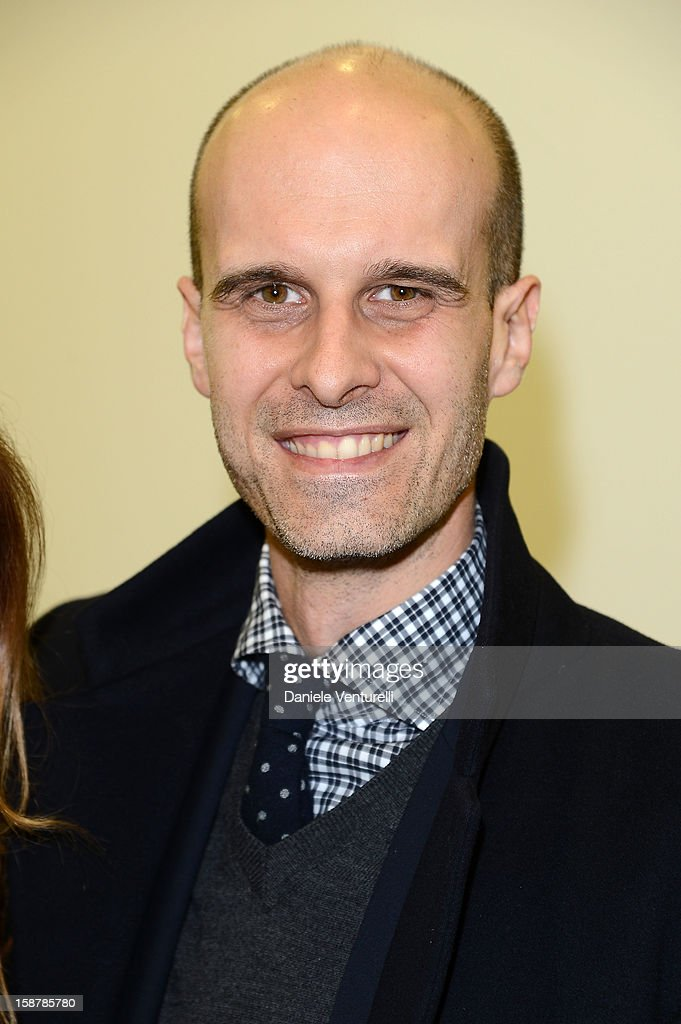 Edoardo Ponti attends Day 3 of the 2012 Capri Hollywood Film Festival on December 28, 2012 in Capri, Italy.