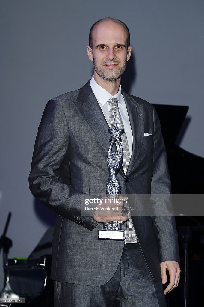 Edoardo Ponti attends Day 4 of the 2012 Capri Hollywood Film Festival on December 29, 2012 in Capri, Italy.
