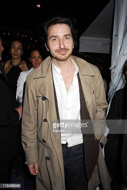 Edouard Baer during 2006 Cannes Film Festival Baron 314 Party at Baron 314 Club in Cannes France