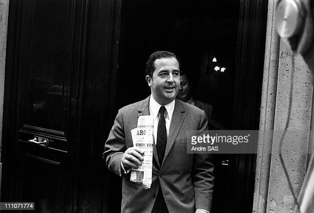 Edouard Balladur in Election 1969