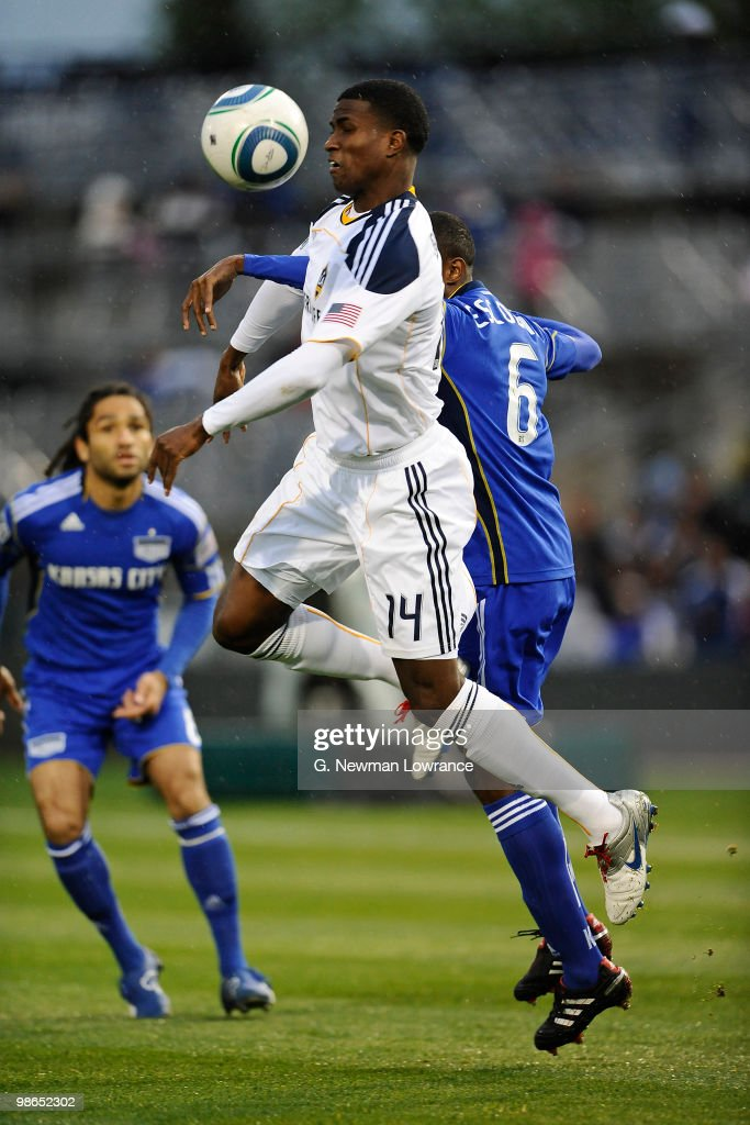 Los Angeles Galaxy v Kansas City Wizards