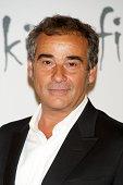 Eduard Fernandez attends 'El Nino' premiere at Kinepolis Cinema on August 28 2014 in Madrid Spain
