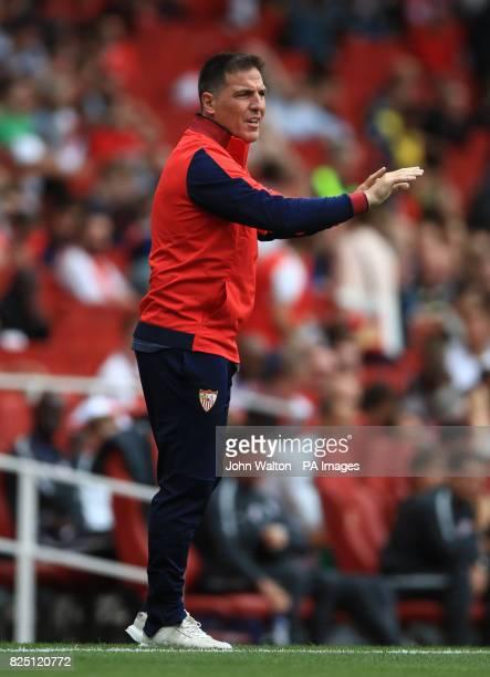 Eduardo Berizzo Sevilla manager