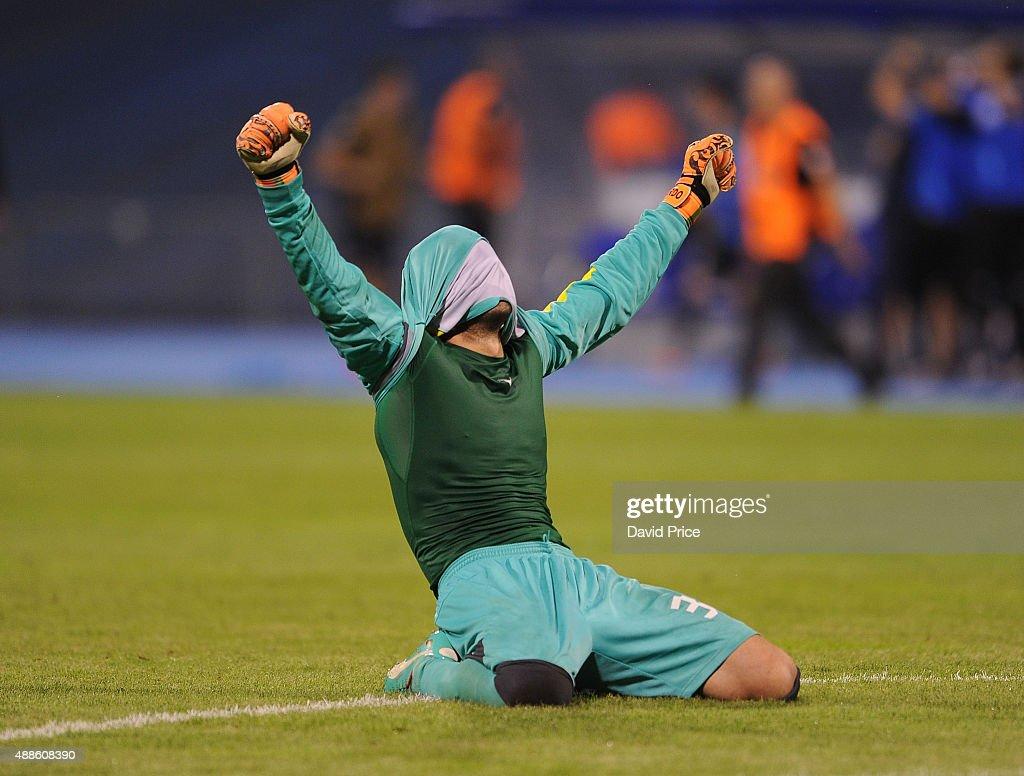 GNK Dinamo Zagreb v Arsenal FC - UEFA Champions League