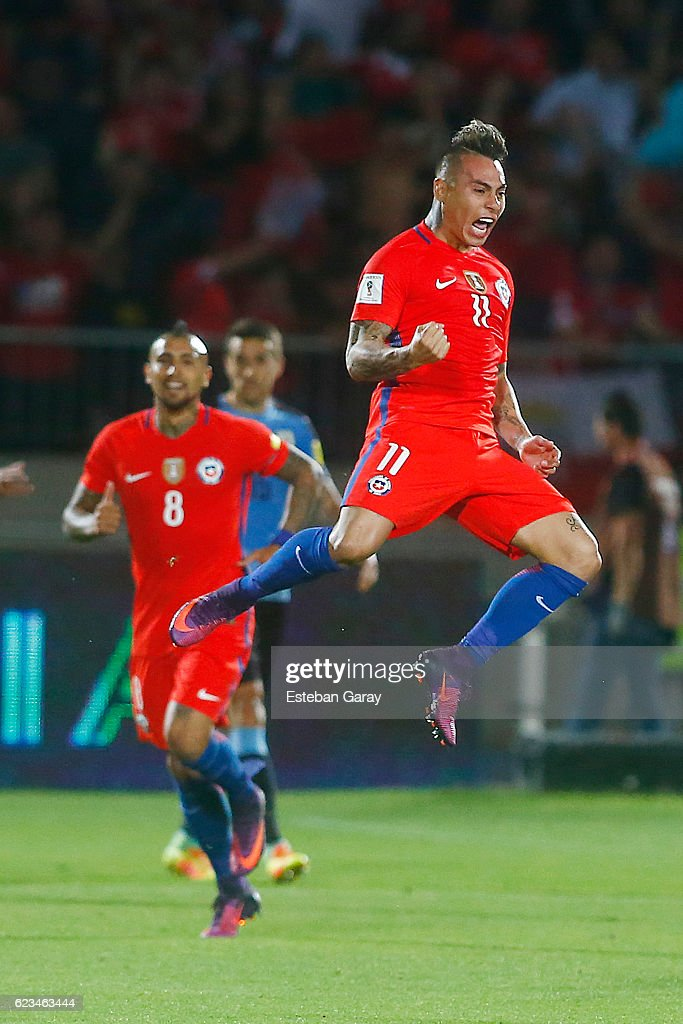 Chile v Uruguay - FIFA 2018 World Cup Qualifiers