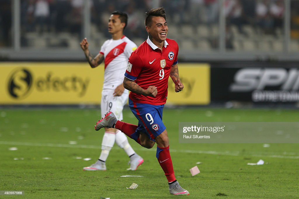 Peru v Chile - FIFA 2018 World Cup Qualifiers