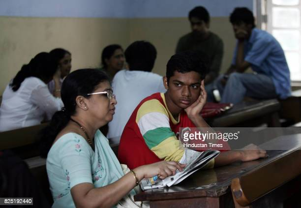 Education HSC Exam Results Chinmay Dalvi scored 57 percent in his class 12 exams but failed in EVS environmental studies On Tuesday aggrieved...