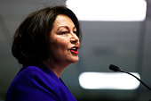 Education Minister Hekia Parata announces a Government partnership with New Zealand Rugby League at Westpac Stadium on November 14 2014 in Wellington...
