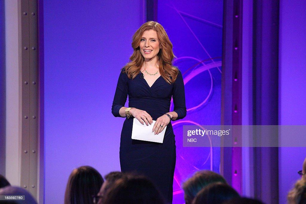 Julia Boorstin, CNBC media and entertainment reporter. --