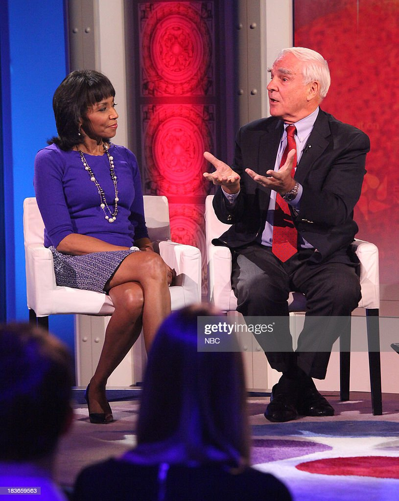 Rehema Ellis, Chief Education Correspondent for NBC News, and John Merrow, Education Correspondent for PBS NewsHour.--
