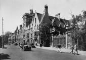 circa 1920'sBalliol College Oxford founded about 1265 by John Baliol