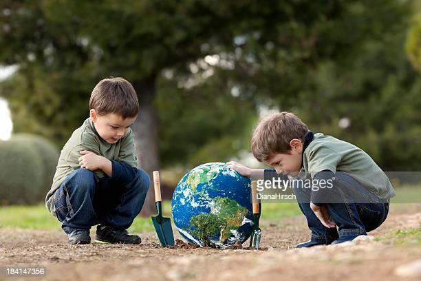 Educação irá gravar a natureza