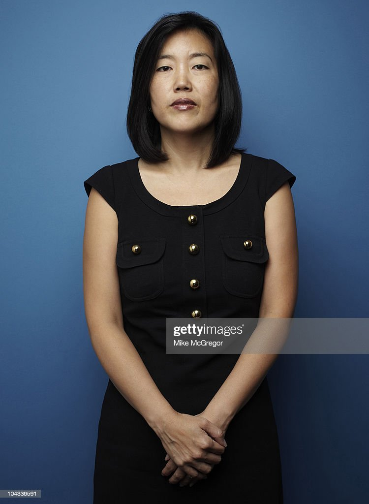 Educator and current chancellor of Washington D.C. schools, <a gi-track='captionPersonalityLinkClicked' href=/galleries/search?phrase=Michelle+Rhee&family=editorial&specificpeople=6520372 ng-click='$event.stopPropagation()'>Michelle Rhee</a>, poses in Washington D.C. for New York Magazine in August 2010. U.S. and foreign embargo ends October 5, 2010.