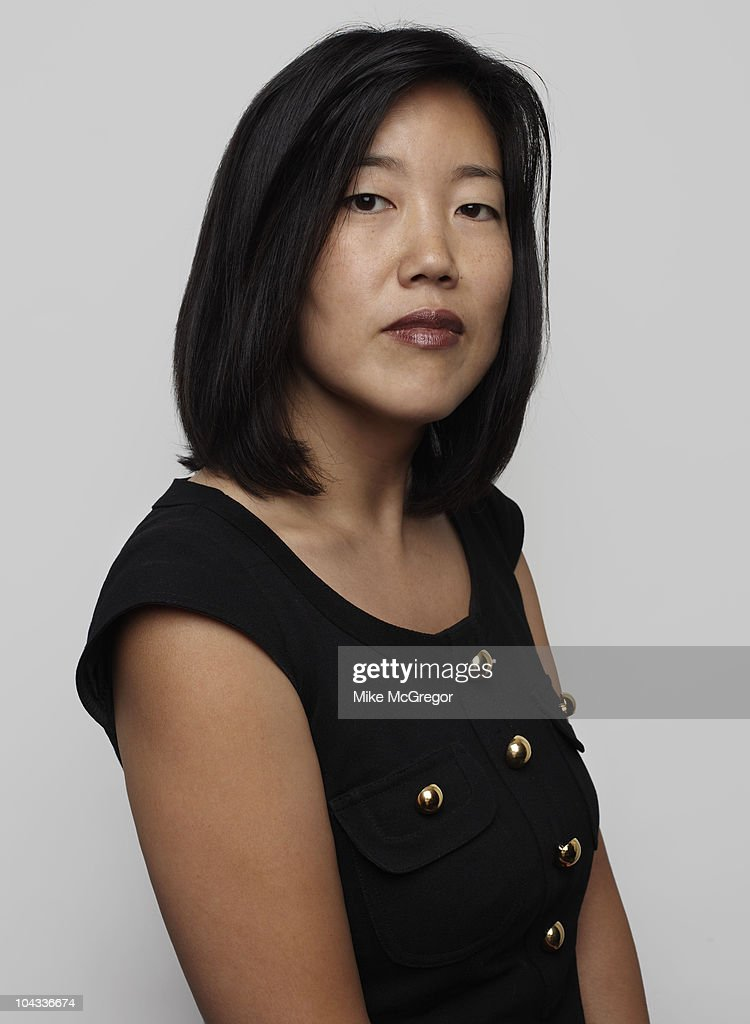 Educator and current chancellor of Washington D.C. schools, Michelle Rhee, poses in Washington D.C. for New York Magazine in August 2010. U.S. and foreign embargo ends October 5, 2010.