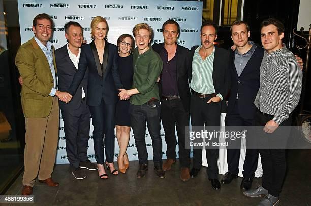 Edward Bennett director MIchael Grandage Nicole Kidman playwright Anna Ziegler Will Attenborough Stephen Campbell Moore Patrick Kennedy William...
