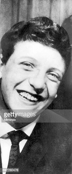 Edward Evans Circa 1965 Moors Murder Victim killed on 6th October 1965 at 16 Wardle Brook Avenue Manchester The Moors murders were carried out by Ian...