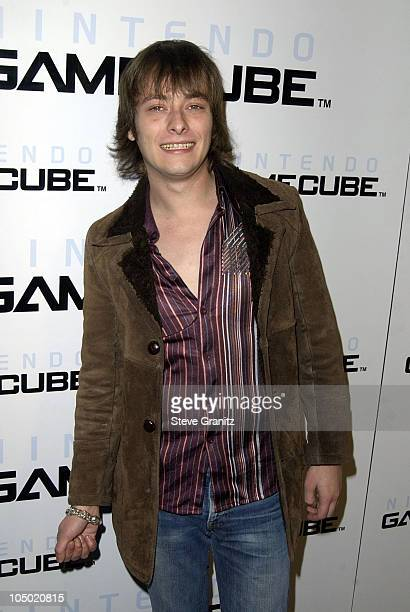 Edward Furlong during Nintendo Goes Platinum Arrivals in Hollywood California United States