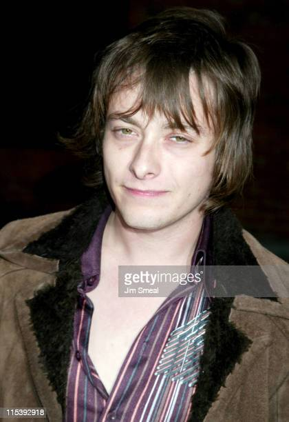 Edward Furlong during 'South Park's' 5th Anniversary Party at Quixote Studios in Hollywood California United States