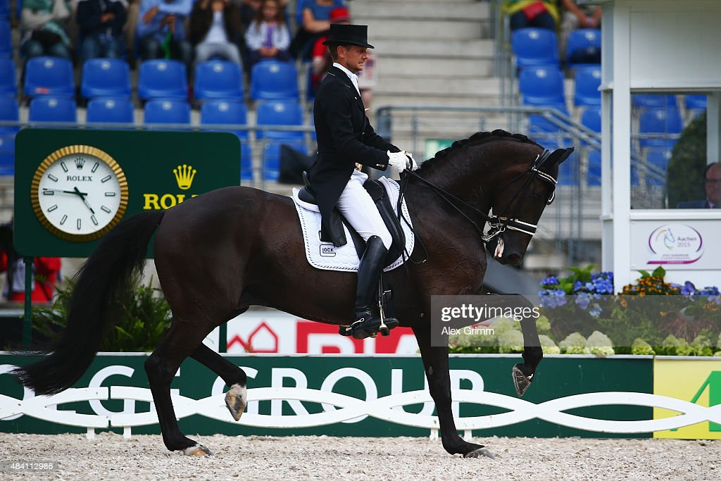 FEI European Championship 2015 - Day 4