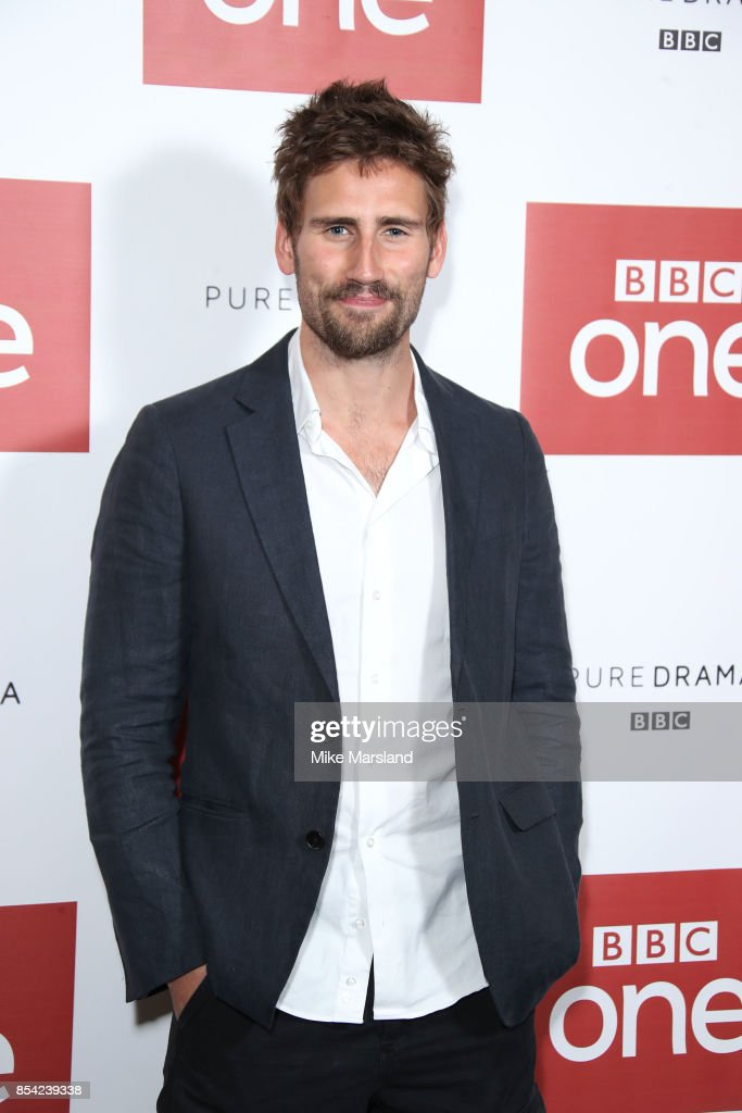 Edward Holcroft attending the 'Gunpowder' preview screening at BAFTA on September 26, 2017 in London, England.