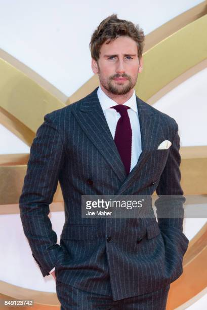 Edward Holcroft attends the 'Kingsman The Golden Circle' World Premiere held at Odeon Leicester Square on September 18 2017 in London England