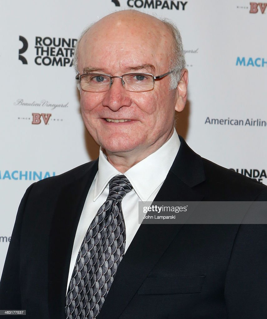 Edward James Hyland attends the Broadway opening night of 'Machinal' at American Airlines Theatre on January 16, 2014 in New York, New York.