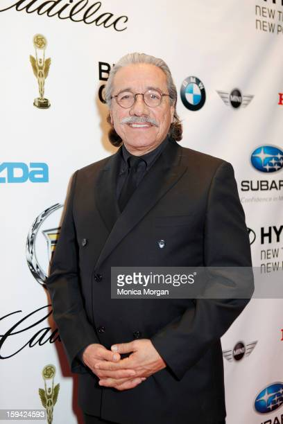 Edward James Olmos attends the 17th Annual Urban Wheel Awards at The Soundboard Motor City Casino on January 13 2013 in Detroit Michigan