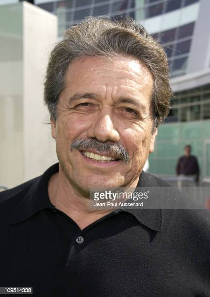 Edward James Olmos during 'Spirit Stallion of The Cimarron' Premiere at Arclight Cinerama Dome in Hollywood California United States