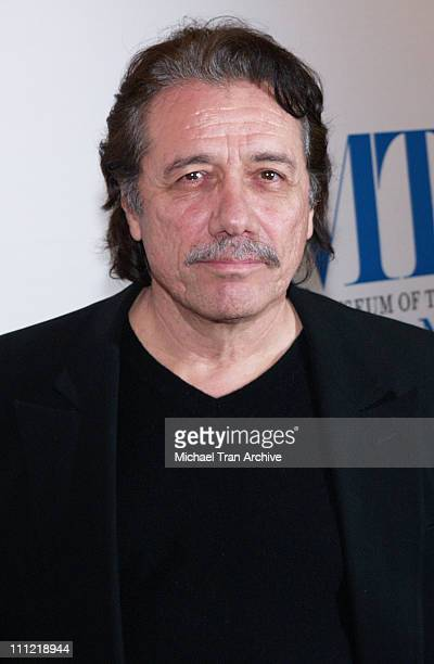 Edward James Olmos during The Museum of Television Radio Presents The 23rd Annual William S Paley Television Festival An Evening with 'Battlestar...