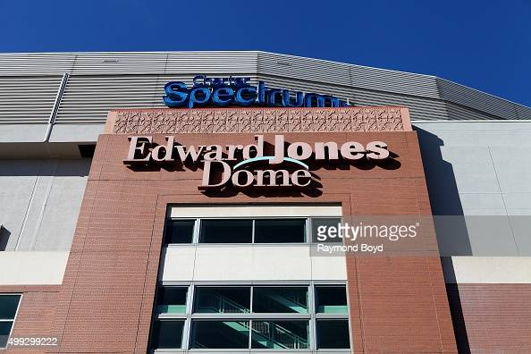 Foyer Home St Louis Reims : Edward jones dome stock photos and pictures getty images