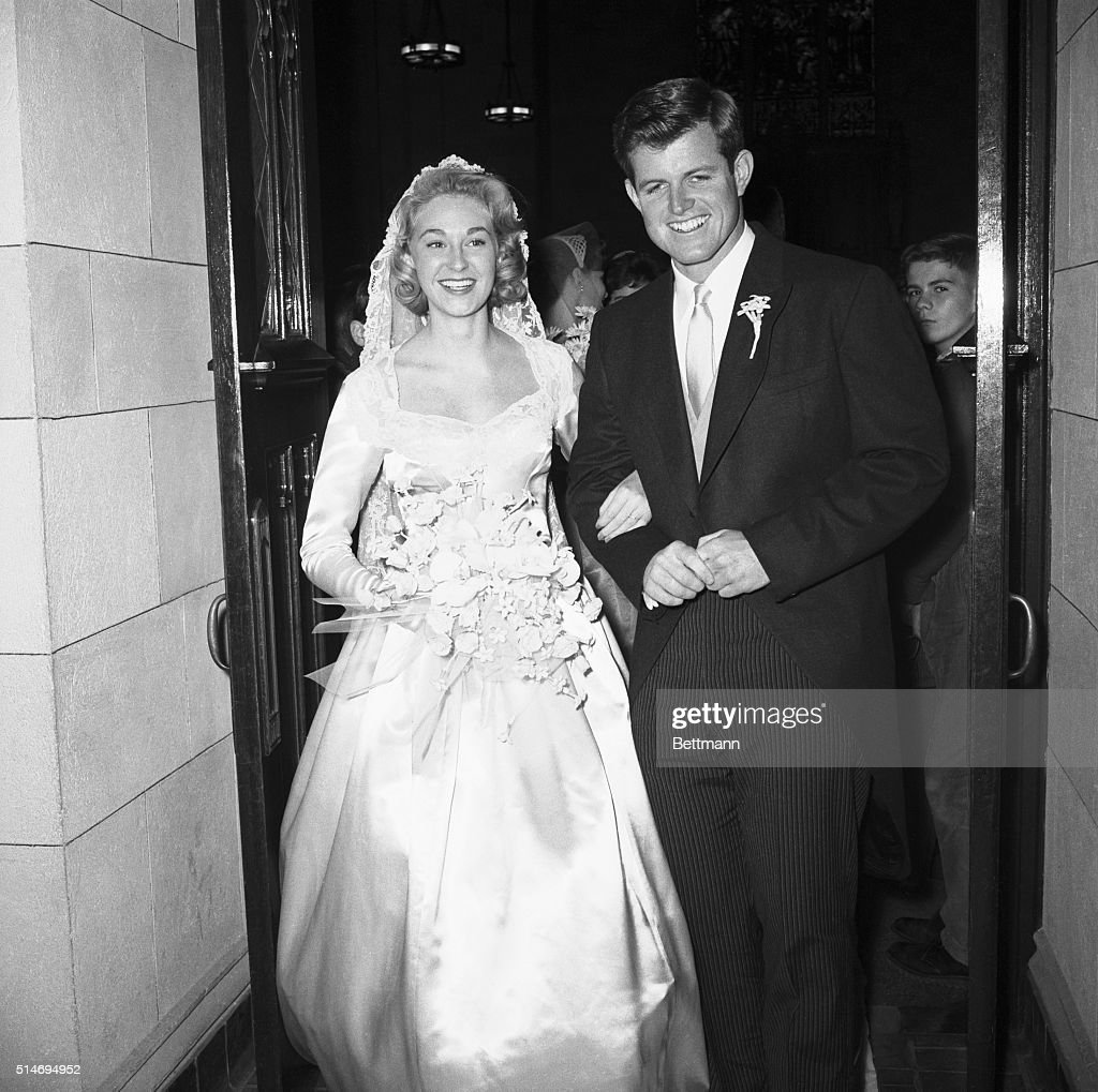 Ted Kennedy Senator Getty Images