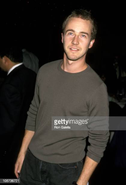 Edward Norton during '187' Hollywood Premiere at DGA Theater in Hollywood California United States