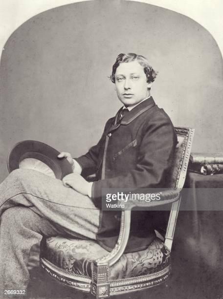 Edward Prince of Wales later King Edward VII