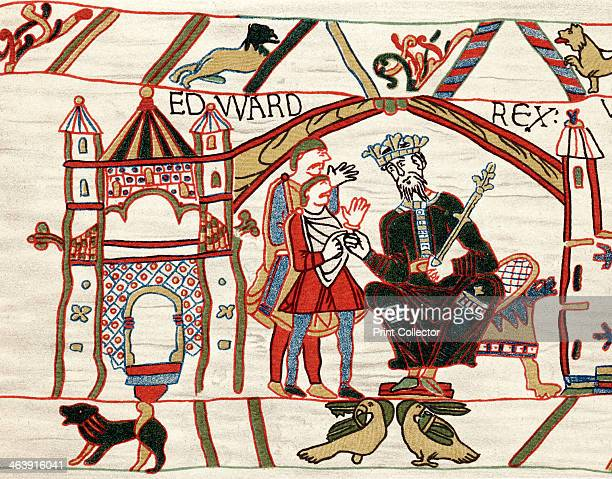 Edward The Confessor AngloSaxon king of England 1070s Edward king from 1042 on his throne After Edward's death the throne was disputed between Harold...