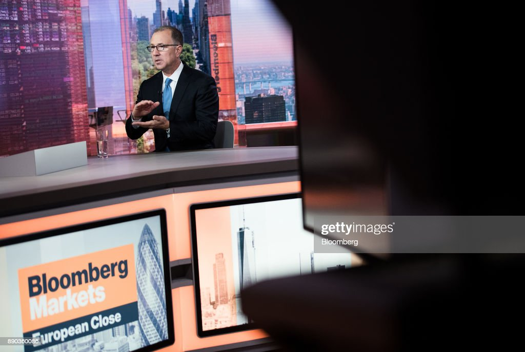 CBOE Global Markets Inc. Chief Executive Officer Edward Tilly Interview
