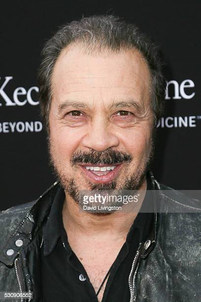 Edward Zwick arrives at the 3rd Biennial Rebels with a Cause Fundraiser on May 11 2016 in Santa Monica California