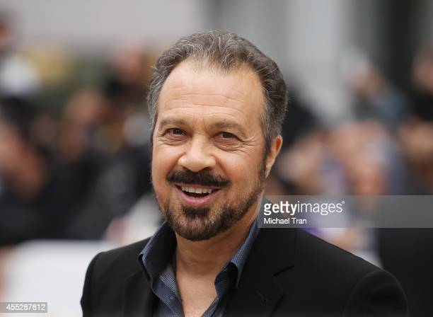 Edward Zwick arrives at the premiere of Pawn Sacrifice held during the 2014 Toronto International Film Festival Day 8 on September 11 2014 in Toronto...