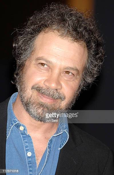 Edward Zwick director during 'Blood Diamond' Tokyo Press Conference at Grand Hyatt Tokyo in Tokyo Japan