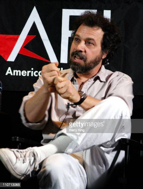 Edward Zwick during Harold Lloyd Master Seminar with Edward Zwick and Marshall Herskovitz at Arclight Theatres in Hollywood California United States