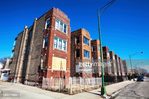 Edwardian Flats in East Garfield Park, Chicago
