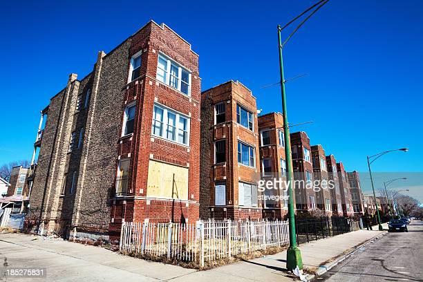 エドワードフラットを East ガーフィールドパーク、シカゴ