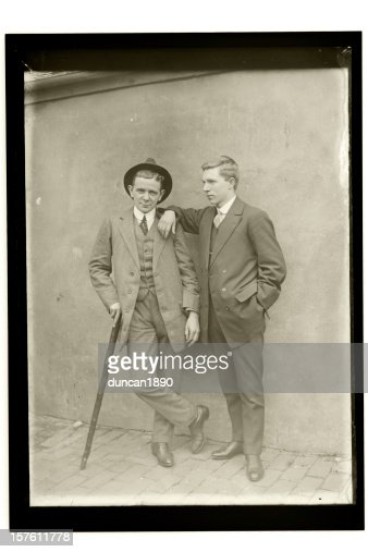 Edwardian Friends