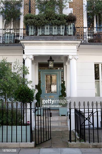 Edwardian House Entrance