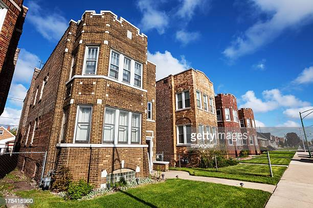 Edwardian Two Flats in East Side, Chicago